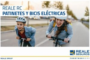 seguro rc patinete electrico