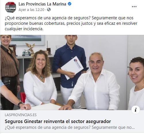 Articulo de prensa Las Provincias