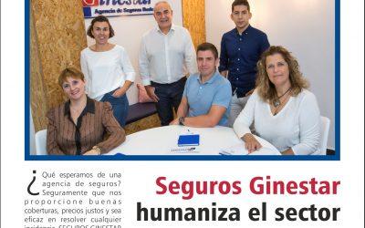 Articulo de prensa en Guia Marina Alta
